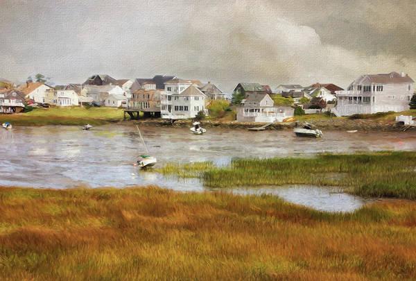 Autumn On The Basin Art Print