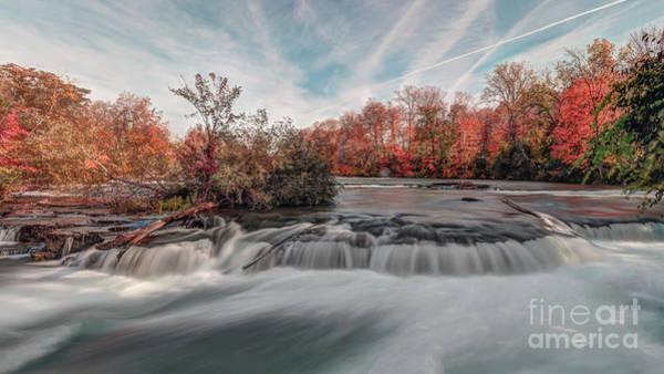 Photograph - Autumn On The Niagara by Rod Best