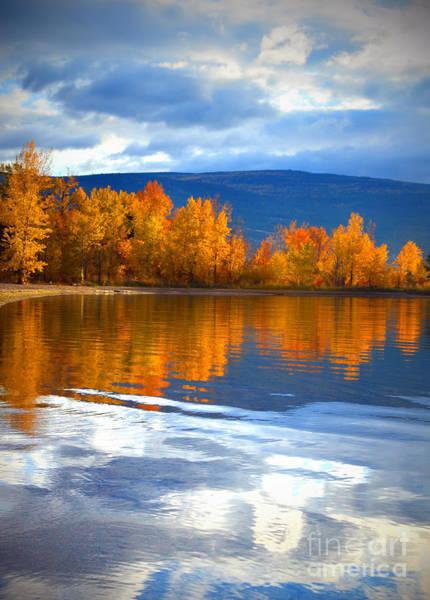 Photograph - Autumn Reflections At Sunoka by Tara Turner