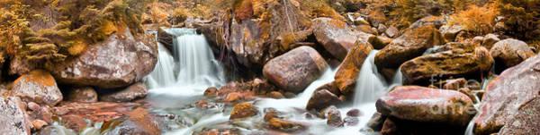 Wall Art - Photograph - Autumn River by Gabriela Insuratelu