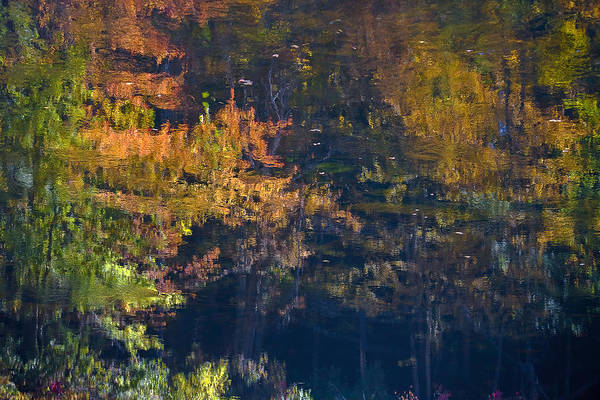 Wall Art - Photograph - Autumn River Reflections- New Hampshire by Jim Dohms