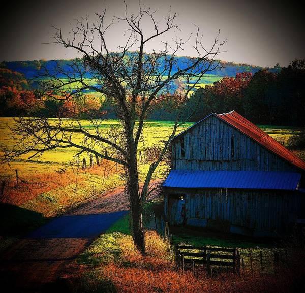 Wall Art - Photograph - Autumn Romance by Joyce Kimble Smith