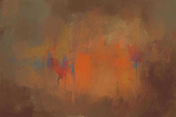 Painting - Autumn Splendor Abstract Painting by Jai Johnson