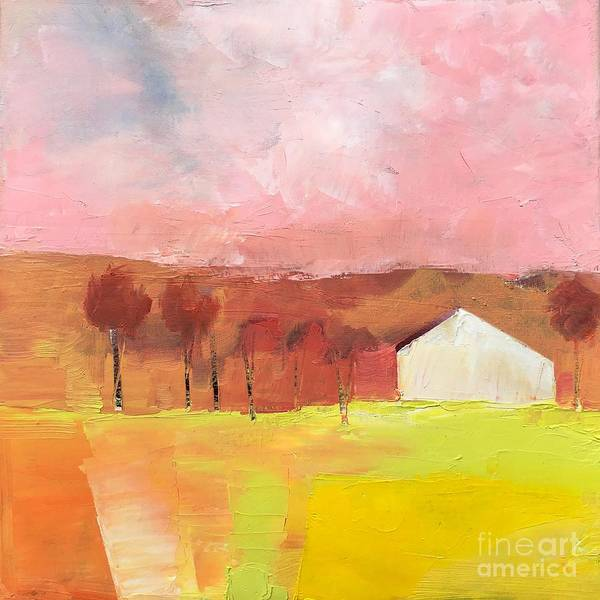 Painting - Autumn Stillness by Michelle Abrams
