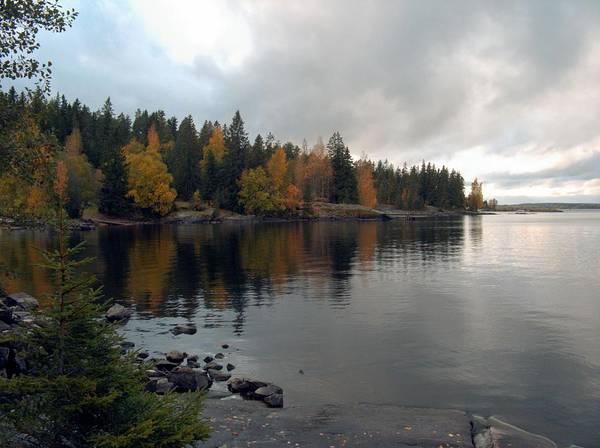 Photograph - Autumn View 1 by Sami Tiainen