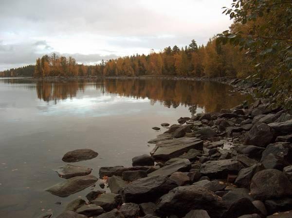 Photograph - Autumn View 5 by Sami Tiainen