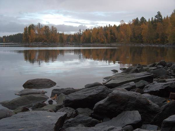 Photograph - Autumn View 6 by Sami Tiainen