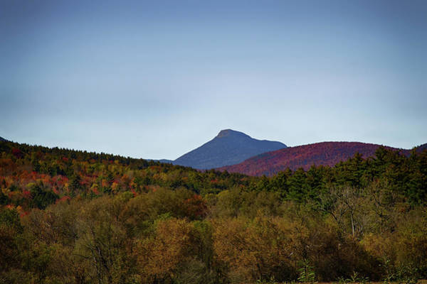 Photograph - Autumn View Of Camels Hump Mountain by Jeff Folger