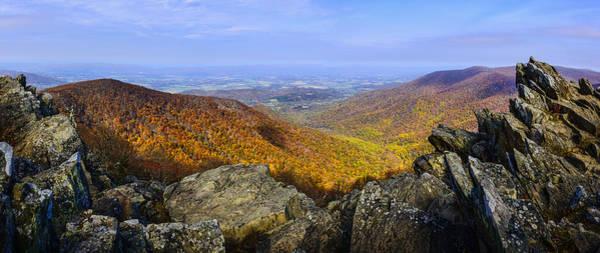 Wall Art - Photograph - Autumn View by Oscar Gutierrez