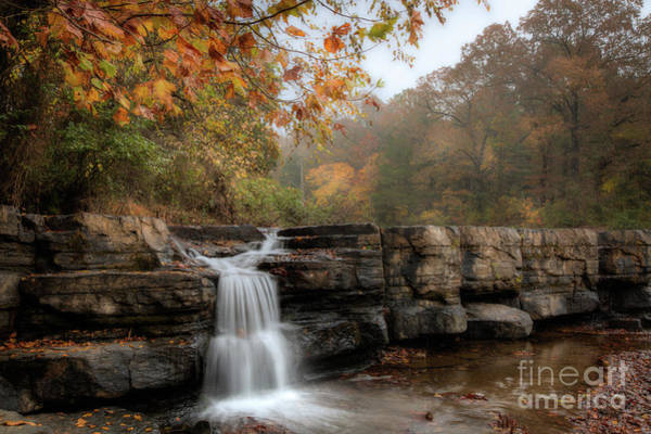 Photograph - Autumn Water by Larry McMahon