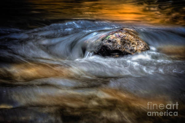 Photograph - Autumn Waters by Larry McMahon