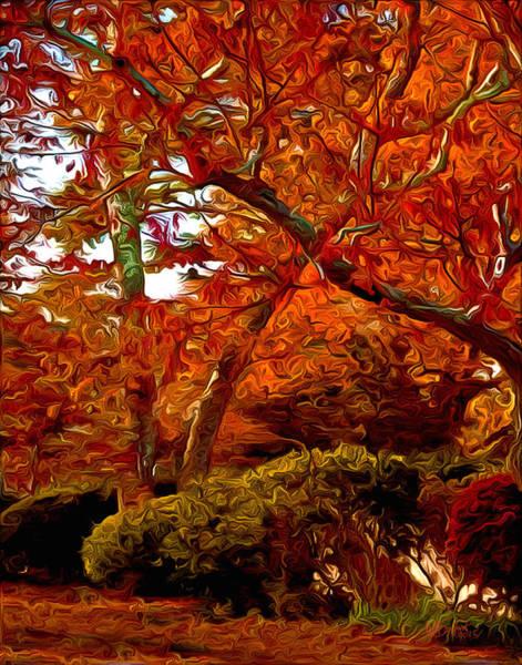 Digital Art - Autumn by William Sargent