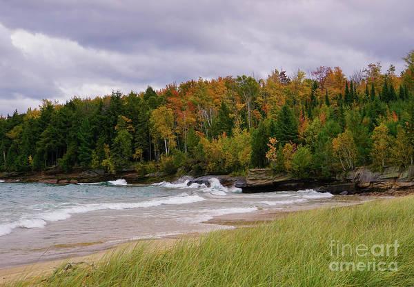 Photograph - Autumn Winds by Rachel Cohen