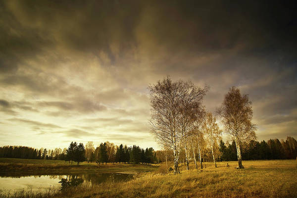 From Russia With Love Wall Art - Photograph - Autumn by Yurii Karpov