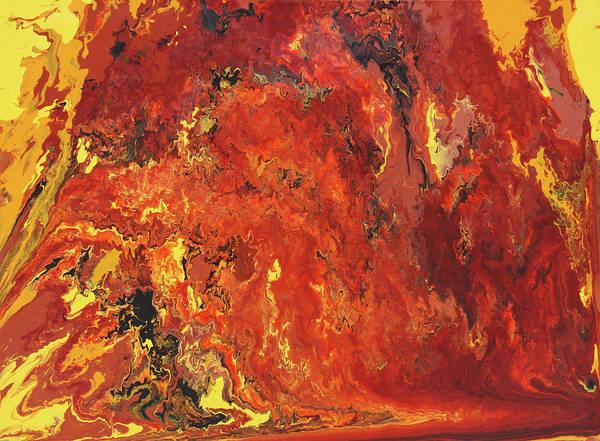 Painting - Autumn's Brimstone by Ralph White