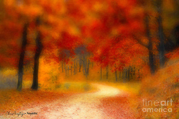Painting - Autumn's Promise by Chris Armytage