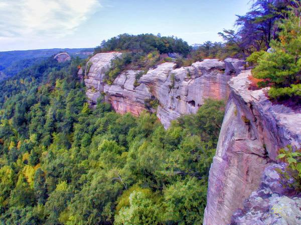 Photograph - Auxier Ridge by Sam Davis Johnson