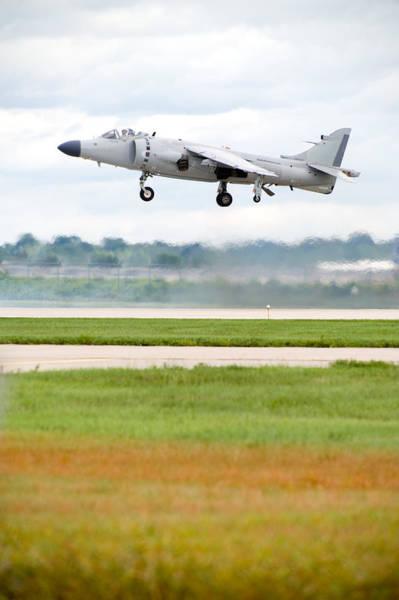 Photograph - Av-8 Harrier by Sebastian Musial