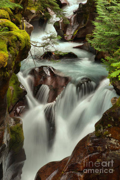 Photograph - Avalanche Of Water by Adam Jewell