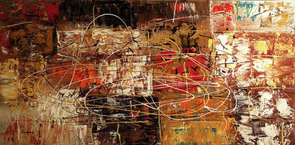 Painting - Avant Garde by Carmen Guedez