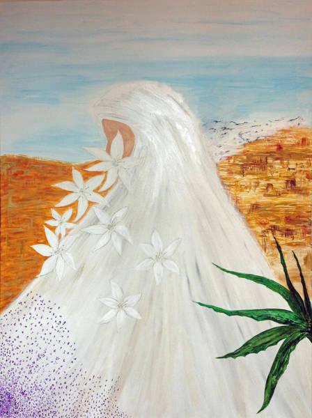 Painting - Ave Maria Namo' Stu Te by Antonella Manganelli