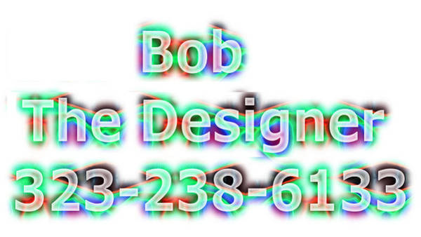 Robbie Digital Art - Avocado Heights Web And Graphic Design 323-238-6133 by Robbie Commerce