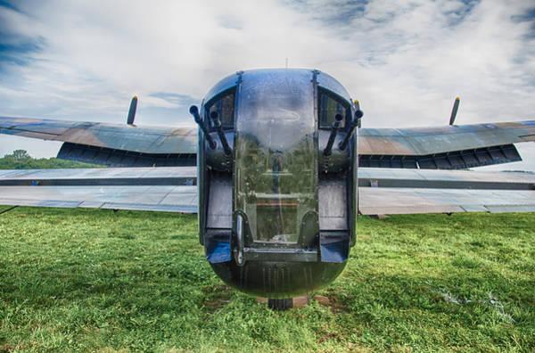 Photograph - Avro Lancaster by Guy Whiteley