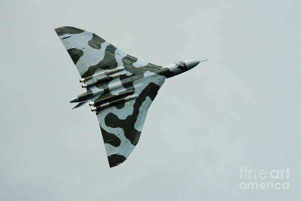 Wall Art - Photograph - Avro Vulcan Bomber by David Fowler