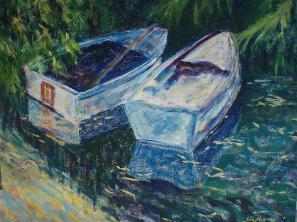 Painting - Awaiting by Tara Moorman