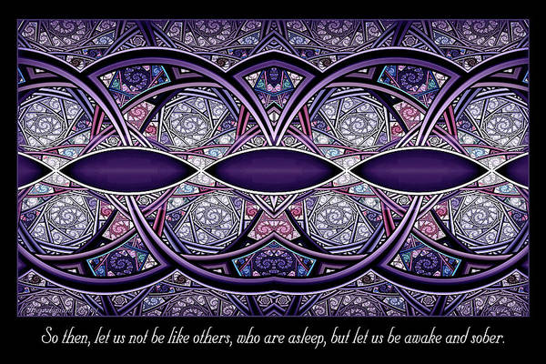 Digital Art - Awake And Sober by Missy Gainer