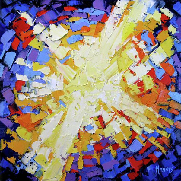 Arisen Painting - Awake My Soul by Mike Moyers