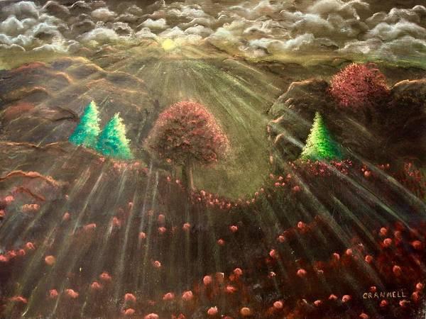Arisen Painting - Awaken by Mark Prescott Crannell