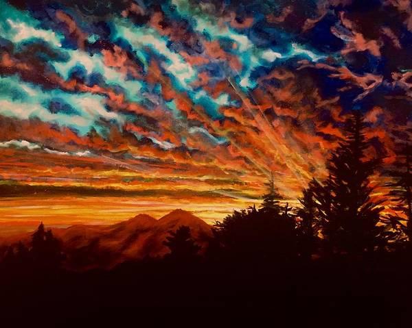 Painting - Awakening by Joel Tesch