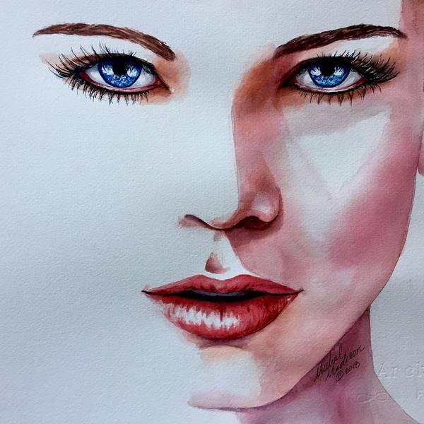 Painting - Awakening by Michal Madison