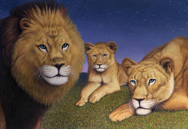 Painting - Awakening Pride by James W Johnson