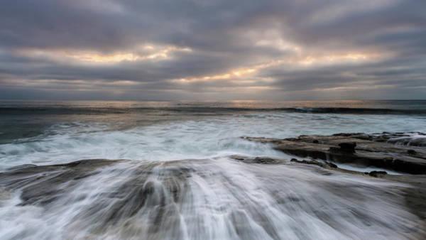 Seacoast Photograph - Awash by Joseph Smith