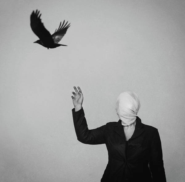 Faceless Photograph - Away by Art of Invi