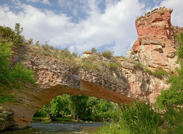 Photograph - Ayres Natural Bridge by Loree Johnson