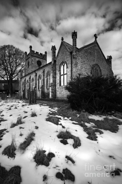 North Photograph - Aysgarth Church by Smart Aviation