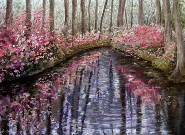 Painting - Azalea River by Susan Jenkins