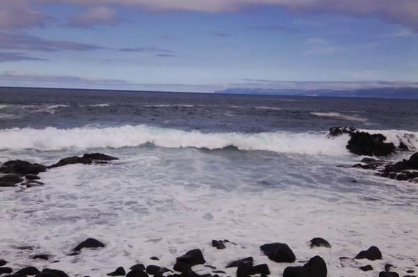 Photograph - Azores Coast 5 by Julia Woodman