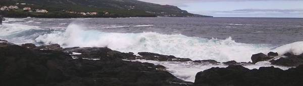 Photograph - Azores Coast 7 by Julia Woodman