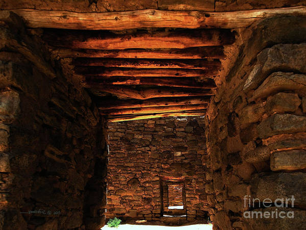 Photograph - Aztec Ruins Doorway1 by Jonathan Fine