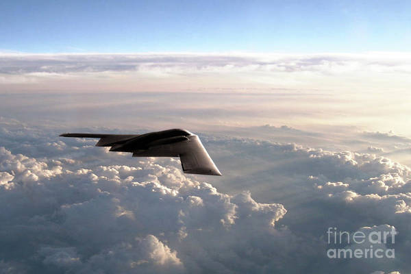 Wall Art - Digital Art - B-2 Spirit by J Biggadike