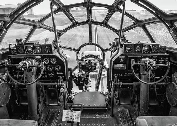 Photograph - B-29 Fifi by David Hart