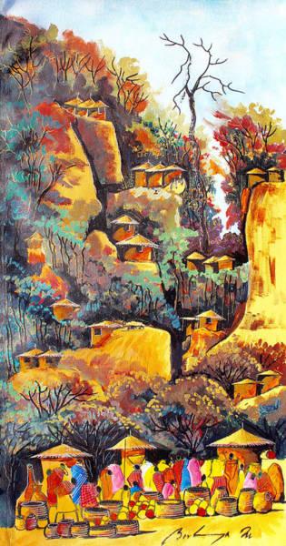 Painting - B 364 by Martin Bulinya