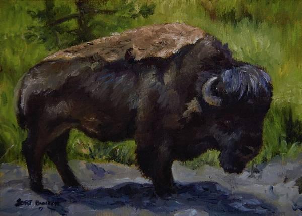 Painting - B-6 by Lori Brackett