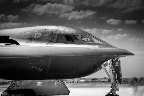 Photograph - B2 Spirit Bomber by Philip Rispin