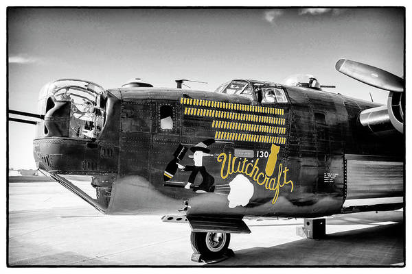 B24 Photograph - B24 Witchcraft by Chris Smith