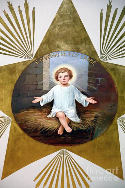 Wall Art - Photograph - Baby Jesus Decorative Artwork by Gaspar Avila